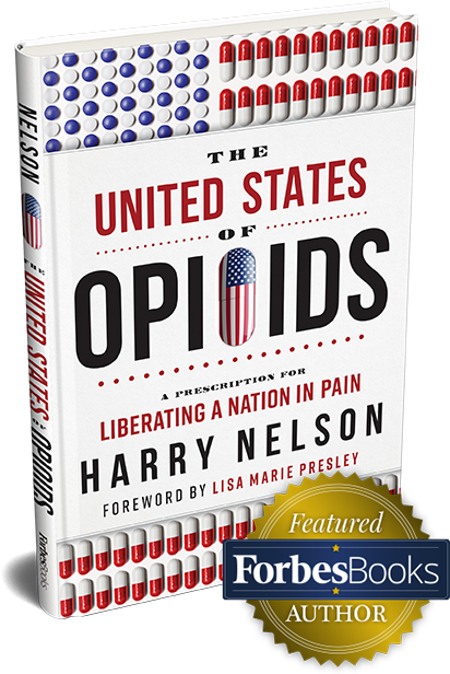 The United States of Opioids - book cover